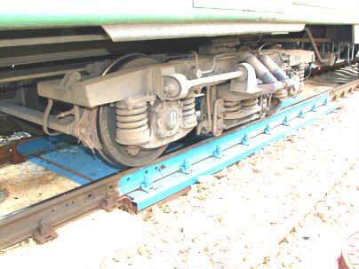 Вагонные весы М8300-СД